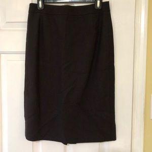 J. Crew Petite 8 Pencil Skirt